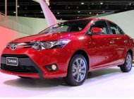 Bán ô tô Toyota Vios 1.5G CVT năm 2020, màu đỏ, giá 570tr giá 570 triệu tại Gia Lai