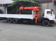 Tải Kamaz 53229 gắn cẩu Kanglim 5 tấn giá 1 tỷ 750 tr tại Cần Thơ
