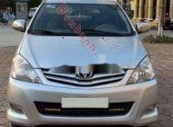 Xe Toyota Innova MT năm sản xuất 2009, màu bạc chính chủ giá 350 triệu tại Phú Thọ