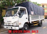 Xe tải Isuzu Vĩnh Phát 3T49 thùng dài 4.4m giá 510 triệu tại Tp.HCM