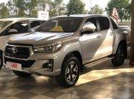 Bán Toyota Hilux 2.8 4*4 AT sản xuất 2019, màu bạc, nhập khẩu chính hãng giá cạnh tranh giá 878 triệu tại Bình Dương