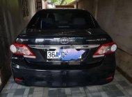 Cần bán lại xe Toyota Corolla sản xuất năm 2013, màu đen xe gia đình giá 510 triệu tại Thanh Hóa