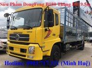 Cần bán xe tải 8 tấn DongFeng B180 đời 2019, màu vàng, nhập khẩu chính hãng giá 950 triệu giá 950 triệu tại Long An