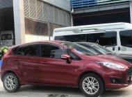 Bán Ford Fiesta năm sản xuất 2014, màu đỏ chính chủ, giá 370tr giá 370 triệu tại Tp.HCM