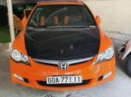 Cần bán lại xe Honda Civic AT 2.0 đời 2007, màu vàng   giá 312 triệu tại BR-Vũng Tàu