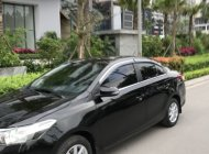 Cần bán lại xe Toyota Vios E sản xuất 2014, màu đen giá 346 triệu tại Hà Nội