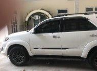Cần bán gấp Toyota Fortuner sản xuất năm 2014, màu trắng xe gia đình giá 650 triệu tại Đồng Nai