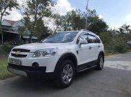 Bán Chevrolet Captiva LT đời 2007, màu trắng xe gia đình, giá 225tr giá 225 triệu tại Tiền Giang