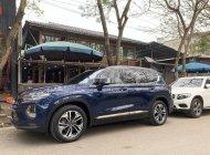 Bán Hyundai Santa Fe sản xuất 2019, màu xanh lam chính chủ giá Giá thỏa thuận tại Hà Nội