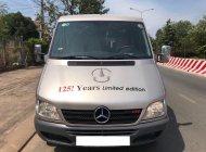 Cần bán gấp Mercedes Sprinter sản xuất 2005, màu bạc, 180tr giá 180 triệu tại Tp.HCM