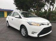 Cần bán Toyota Vios 2014, màu trắng, nhập khẩu giá 320 triệu tại Hải Dương