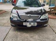 Cần bán Toyota Camry năm 2002, màu đen giá 255 triệu tại Phú Thọ