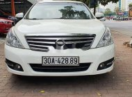 Cần bán gấp Nissan Teana sản xuất năm 2010, màu trắng, 415 triệu giá 415 triệu tại Hà Nội