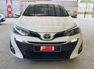 Cần bán lại xe Toyota Vios 1.5G đời 2019, màu trắng giá cạnh tranh giá 560 triệu tại Tp.HCM
