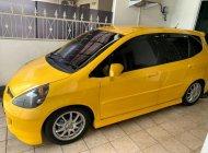 Bán Honda Jazz sản xuất 2007, màu vàng, xe nhập số tự động giá 233 triệu tại Tp.HCM