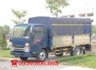 Xe tải JAC N200 1.9 tấn đầu vuông động cơ Isuzu. Trả trước 100 triệu giá 435 triệu tại Tp.HCM