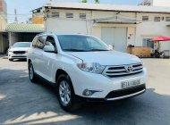 Cần bán gấp Toyota Highlander đời 2011, màu trắng, xe nhập giá 930 triệu tại Tp.HCM