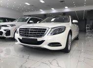 Bán xe Mercedes S400 Maybach 2017 màu trắng, nội thất kem, xe siêu mới một chủ từ đầu giá 4 tỷ 780 tr tại Hà Nội