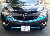 Bán xe Mazda BT 50 đời 2016, màu xám, nhập khẩu nguyên chiếc chính chủ, giá chỉ 455 triệu giá 455 triệu tại Đà Nẵng