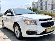 Bán ô tô Chevrolet Cruze năm sản xuất 2017, màu trắng, giá chỉ 378 triệu giá 378 triệu tại Tp.HCM