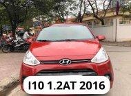 Cần bán Hyundai Grand i10 1.2AT đời 2016, màu đỏ, nhập khẩu giá 358 triệu tại Hà Nội
