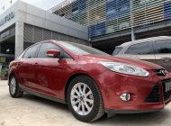 Bán Ford Focus Titanium đời 2015, màu đỏ, 475tr giá 475 triệu tại Tp.HCM