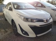 Bán Toyota Yaris 1.5G CVT 2020 màu trắng trả trước chỉ từ 220 triệu giá 650 triệu tại BR-Vũng Tàu
