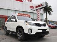 Cần bán gấp Kia Sorento năm 2014, màu trắng, giá 628tr giá 628 triệu tại Hà Nội