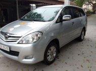Bán Toyota Innova G MT năm 2010, màu bạc số sàn, giá tốt giá 295 triệu tại Hải Phòng