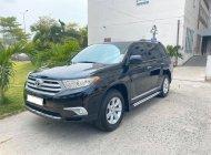 Cần bán xe Toyota Highlander 2.7 SE đời 2011, màu đen, nhập khẩu Mỹ giá 979 triệu tại Hà Nội