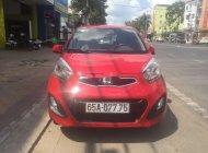 Bán ô tô Kia Morning MT sản xuất năm 2014, màu đỏ số sàn giá 235 triệu tại Trà Vinh