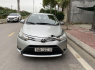 Cần bán Toyota Vios năm sản xuất 2014, màu bạc, 345 triệu giá 345 triệu tại Hải Dương