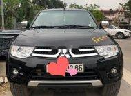Bán xe Mitsubishi Pajero Sport đời 2017, màu đen giá 656 triệu tại Hà Nội