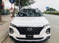 Cần bán lại xe Hyundai Santa Fe năm 2019, màu trắng giá 1 tỷ 248 tr tại Hà Nội