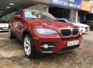 Cần bán gấp BMW X6 xDrive35i năm sản xuất 2012, màu đỏ, nhập khẩu nguyên chiếc số tự động giá 1 tỷ 150 tr tại Hà Nội