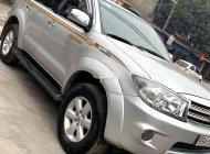 Cần bán lại xe Toyota Fortuner MT năm sản xuất 2011, màu bạc số sàn, 545 triệu giá 545 triệu tại Hà Nội