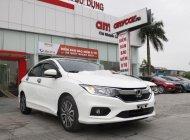 Cần bán lại xe Honda City 2019, màu trắng giá cạnh tranh giá 549 triệu tại Hà Nội