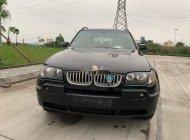 Bán BMW X3 năm sản xuất 2003, màu đen, nhập khẩu giá 240 triệu tại Hải Dương