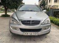 Bán Ssangyong Kyron 2008, màu bạc, nhập khẩu nguyên chiếc giá cạnh tranh giá 295 triệu tại Hà Nội