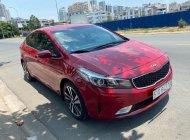 Cần bán lại xe Kia Cerato 1.6AT năm sản xuất 2018, màu đỏ, 578 triệu giá 578 triệu tại Tp.HCM