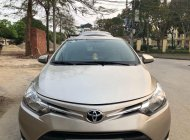 Cần bán Toyota Vios AT năm 2017, màu vàng số tự động giá 455 triệu tại Hưng Yên
