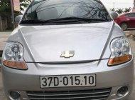 Cần bán xe Chevrolet Spark năm sản xuất 2015, màu bạc   giá 142 triệu tại Nghệ An