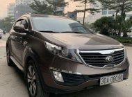 Cần bán Kia Sportage sản xuất năm 2013, màu xám, nhập khẩu   giá 579 triệu tại Hà Nội
