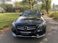 Bán ô tô Mercedes C200 năm sản xuất 2018, màu đen như mới giá 1 tỷ 410 tr tại Tp.HCM