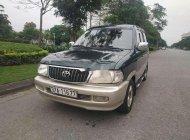 Cần bán Toyota Zace GL đời 2002, màu xanh vỏ dưa giá 118 triệu tại Hà Nội