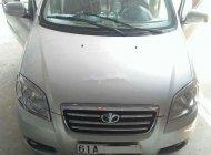 Cần bán lại xe Daewoo Gentra đời 2009, màu bạc giá 168 triệu tại Bình Dương