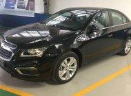 Cần bán lại xe Chevrolet Cruze đời 2018, màu đen ít sử dụng giá 530 triệu tại Tp.HCM