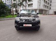 Cần bán lại xe Toyota Fortuner 2015, màu đen, 665 triệu giá 665 triệu tại Hà Nội