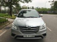 Bán xe Toyota Innova sản xuất 2015, màu bạc còn mới, giá 485tr giá 485 triệu tại Hà Nội