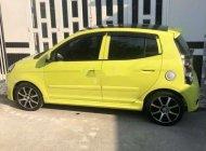 Cần bán lại xe Kia Morning đời 2010, màu vàng, 220tr giá 220 triệu tại Cần Thơ